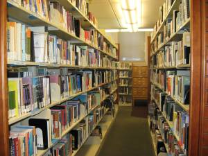 Guidebooks at the American Alpine Club Library